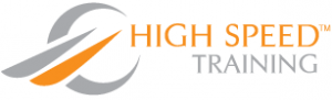 Work from Home Wisdom online courses - High Speed Training logo