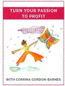 Passion to Profit - Corrina Gordon-Barnes