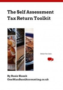 The Self Assessment Tax Return Toolkit - Rosie Slosek, One Man Band Accounting