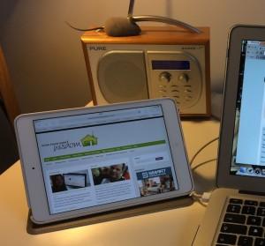 Targus EverVu case for iPad Mini
