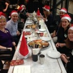 Organising a freelance Christmas party