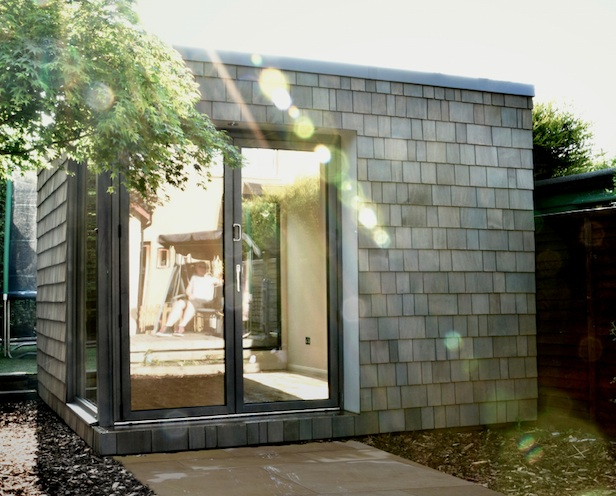 May garden office spotlight work from home wisdom for Office design edinburgh