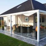 The many uses of a garden room