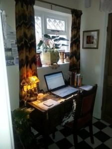 Spare room home offices - Lisa Eden, Raydiance