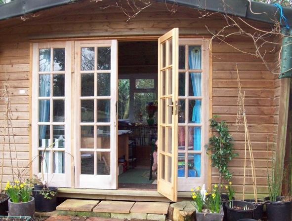 garden offices - Mary Lunnen