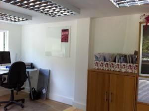 Spare room home offices - Amanda Johnson, Your Executive Secretary Ltd