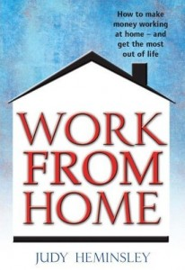 Products and reviews - Work from Home book cover