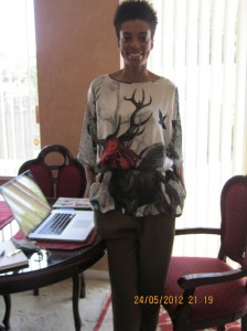 Home working style Samantha Clarke Zukuri UnLtd