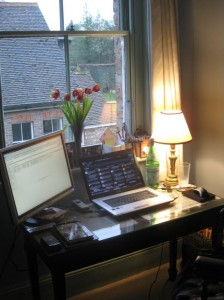 My home office - Marisol Douglas, Caradiaz