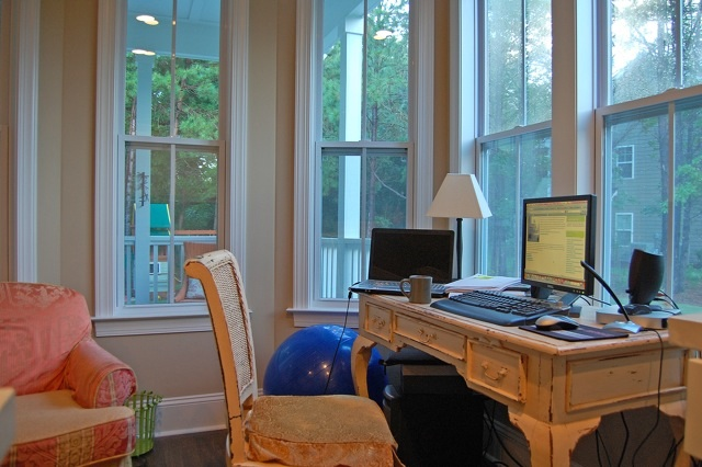 living room with office. Living Room Home Offices - Andrea West \u0027 With Office M