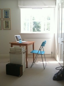 My home office - Francesca Geens