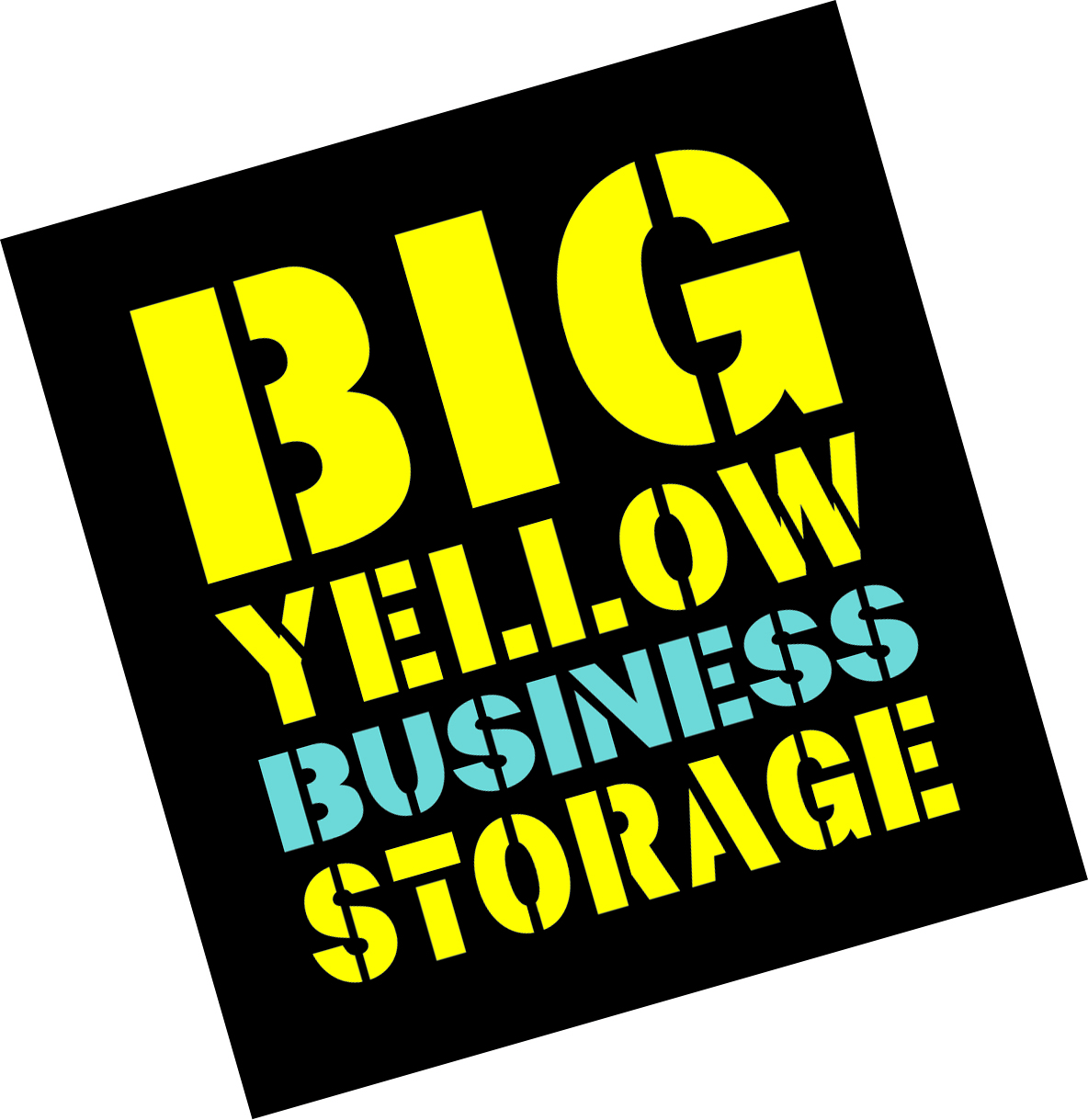 big yellow business storage work from home wisdom. Black Bedroom Furniture Sets. Home Design Ideas