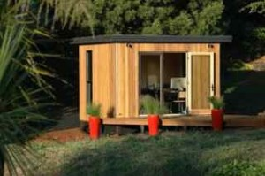 garden offices - Malcolm Davies, YardPods