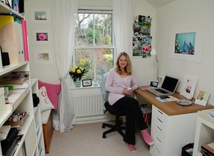 My home office - Rosie Bray, photographer