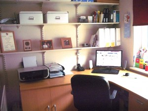 My home office - Rosie Smart