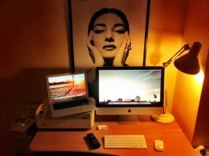 My home office - San Sharma