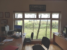 garden offices - Eddy Hamilton, Irish Wood Style
