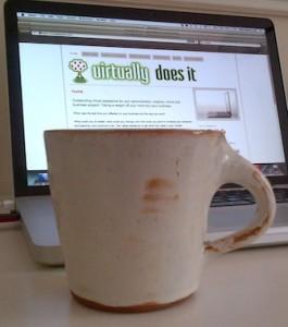 Home working mugs - Katie Macdonald