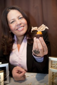 Work from Home Wisdom - the chocolatier, Isabel Amorim