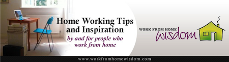 Work from Home Wisdom banner