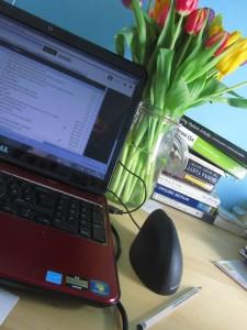 6 tips for new homeworkers - Nicola Yeeles