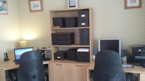 Home office desks - Louise Rowe