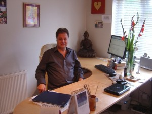 My home office - Nick Williams of Inspired Entrepreneur