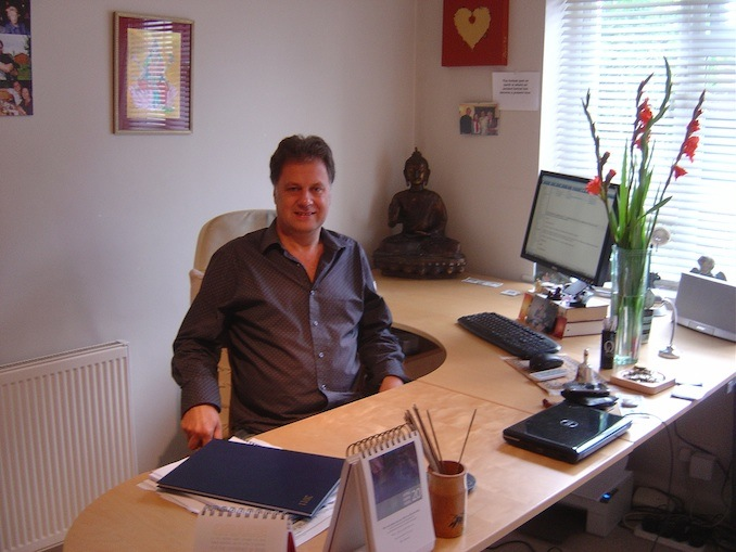 My Home Office   Nick Williams Of Inspired Entrepreneur U0027