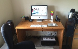 Spare room home offices - Andy Britnell