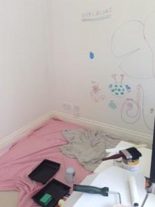 Smart Wall Paint wall