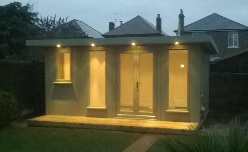Garden Office Spotlight Work From Home Wisdom