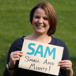 5 things I cant work without - Sarah Thornton, Back Room SAM