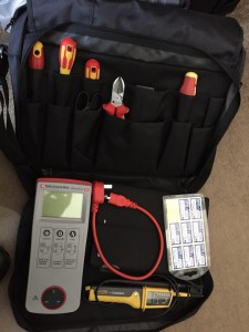 What's in Your Bag? PAT Tester - Richard Ayre, DRA Solutions Limited