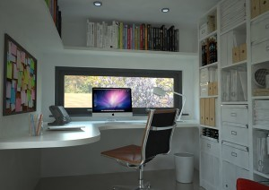 Insuring your garden office - image by The Garden Office Guide