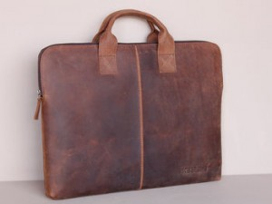 Scaramanga portfolio case with handles