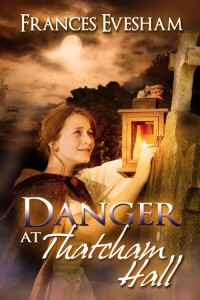 How to sell more books - Frances Evesham, Danger at Thatcham Hall