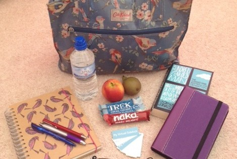 What's in Your Bag? The Virtual Assistant