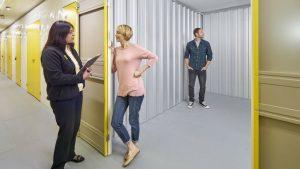 Flexible storage, Big Yellow