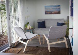 She Sheds - interior - Smart Garden Offices
